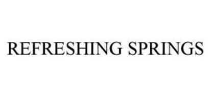 REFRESHING SPRINGS