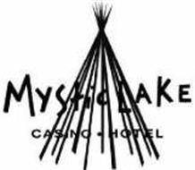 MYSTIC LAKE CASINO . HOTEL