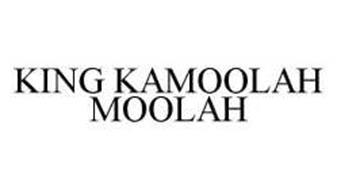 KING KAMOOLAH MOOLAH