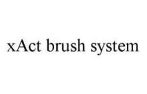 XACT BRUSH SYSTEM