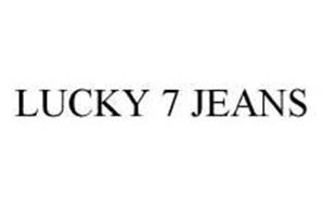 LUCKY 7 JEANS