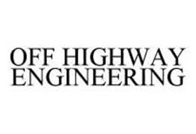 OFF HIGHWAY ENGINEERING