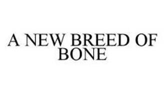 A NEW BREED OF BONE