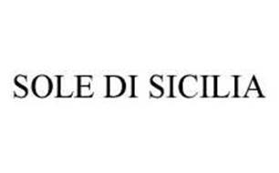 SOLE DI SICILIA