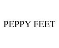 PEPPY FEET