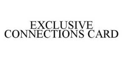 EXCLUSIVE CONNECTIONS CARD