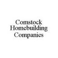 COMSTOCK HOMEBUILDING COMPANIES