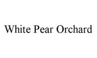 WHITE PEAR ORCHARD