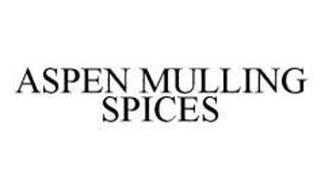 ASPEN MULLING SPICES