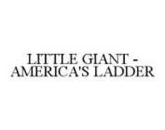 LITTLE GIANT - AMERICA'S LADDER