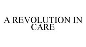 A REVOLUTION IN CARE