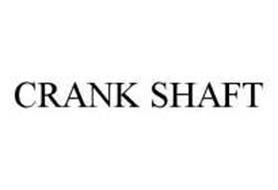 CRANK SHAFT