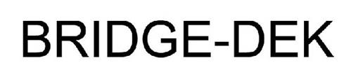 BRIDGE-DEK