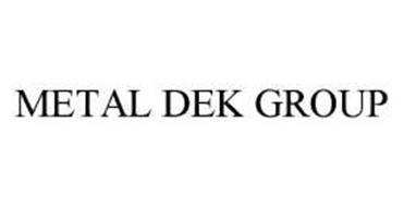 METAL DEK GROUP