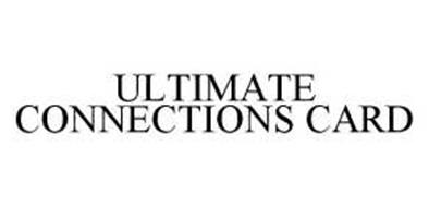 ULTIMATE CONNECTIONS CARD
