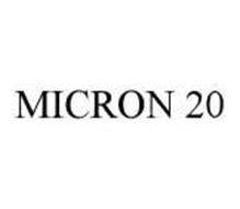 MICRON 20