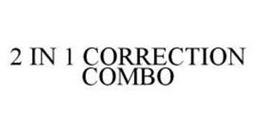 2 IN 1 CORRECTION COMBO