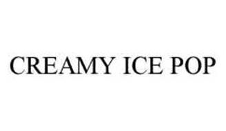 CREAMY ICE POP