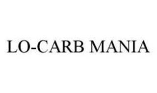 LO-CARB MANIA