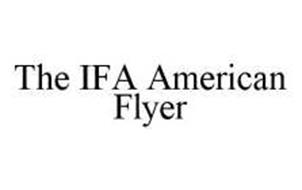 THE IFA AMERICAN FLYER