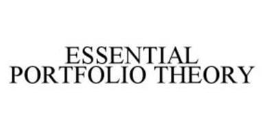 ESSENTIAL PORTFOLIO THEORY