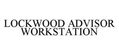 LOCKWOOD ADVISOR WORKSTATION