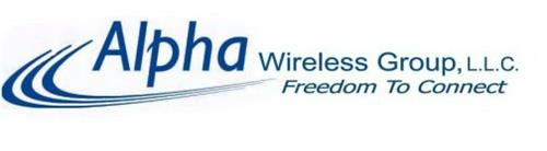 ALPHA WIRELESS GROUP, LLC FREEDOM TO CONNECT