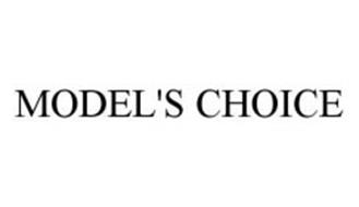 MODEL'S CHOICE