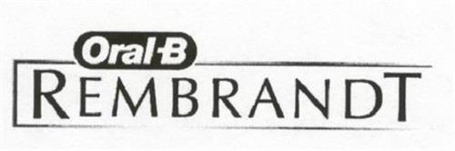 ORAL-B REMBRANDT