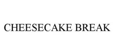 CHEESECAKE BREAK