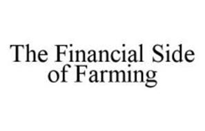 THE FINANCIAL SIDE OF FARMING