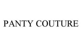 PANTY COUTURE