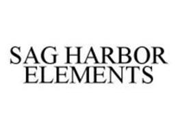 SAG HARBOR ELEMENTS