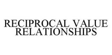 RECIPROCAL VALUE RELATIONSHIPS