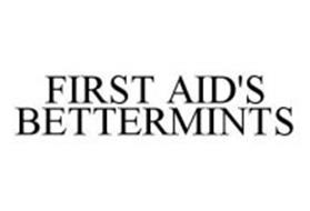 FIRST AID'S BETTERMINTS