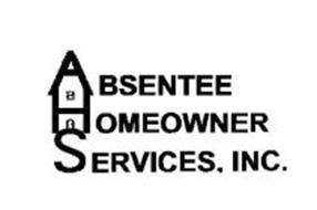 ABSENTEE HOMEOWNER SERVICES, INC.