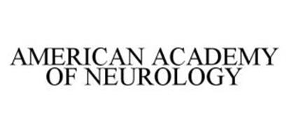 The American Academy of Neurology Trademarks (4) from