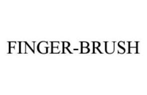 FINGER-BRUSH