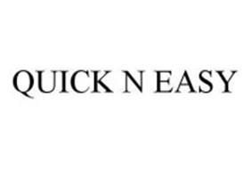 QUICK N EASY