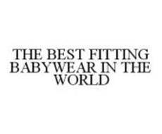 THE BEST FITTING BABYWEAR IN THE WORLD