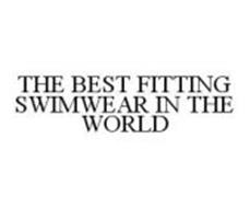 THE BEST FITTING SWIMWEAR IN THE WORLD