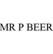 MR P BEER