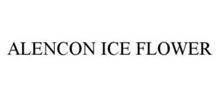 ALENCON ICE FLOWER