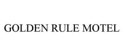 GOLDEN RULE MOTEL