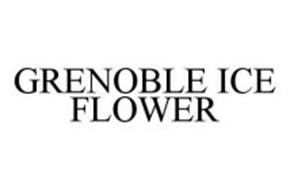 GRENOBLE ICE FLOWER