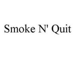 SMOKE N' QUIT