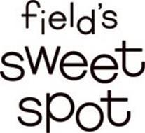 FIELD'S SWEET SPOT