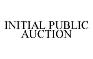 INITIAL PUBLIC AUCTION