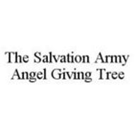 THE SALVATION ARMY ANGEL GIVING TREE