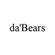 DA'BEARS